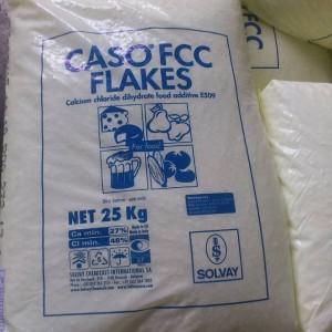 Thực phẩm Calcium chloride CaCL2 viet my