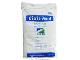 acid citric