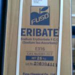 Sodium erythorbate (E316) là sản phẩm chống oxi hóa, qua đó duy trì màu sắc và mùi vị tự nhiên đặc trưng cho từng loại thủy hải sản, đồ hộp, các sản phẩm thịt và nước giải khát.