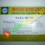 Nata MU 03 bảo quản chống chua nhớt