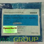 Pigment Blue VO mau cao su