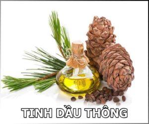 TINH DẦU THÔNG